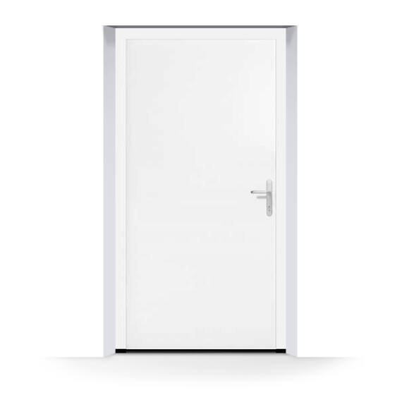 Hörmann Thermo46 010 bejárati ajtó
