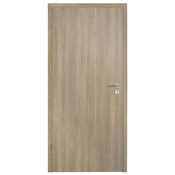 Hörmann BaseLine fa beltéri ajtó - Strukturált szürke tölgy felület