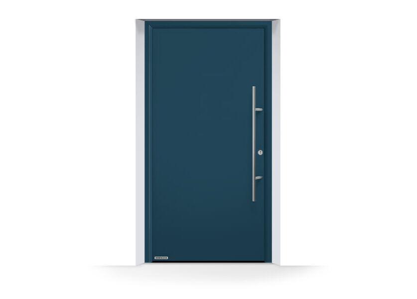10 bejárati ajtó szín téglaházakhoz